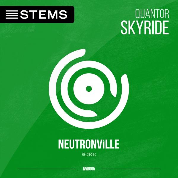 Quantor - Skyride [Neutronville Records]
